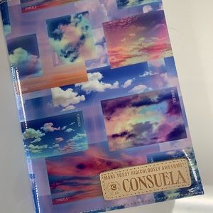 Consuela Mandy Notebook Cover
